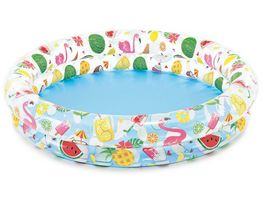 Intex Kinderpool Just So Fruity 122 x 25 cm