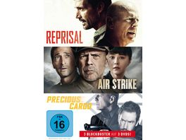 Bruce Willis Triple Feature 3 DVDs