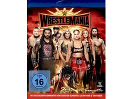 Wrestlemania 35 3 BRs
