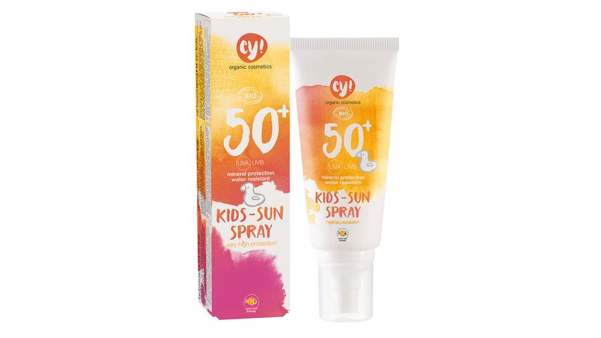 ey Kids Sunspray LSF 50