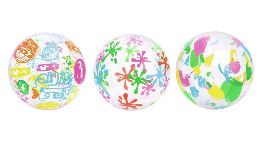 Bestway - Designer Beach Ball 51 cm, 1 Stück, sortiert