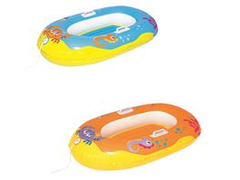 Bestway Happy Crustacean Junior Boot 1 19m 1 Stueck sortiert