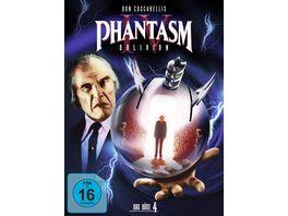 Phantasm IV Das Boese IV Mediabook B Blu ray DVD Bonus DVD