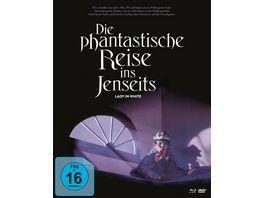 Die phantastische Reise ins Jenseits Mediabook Cover B DVD 2 BRs