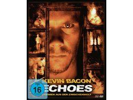 Echoes Stimmen aus der Zwischenwelt Mediabook A DVD