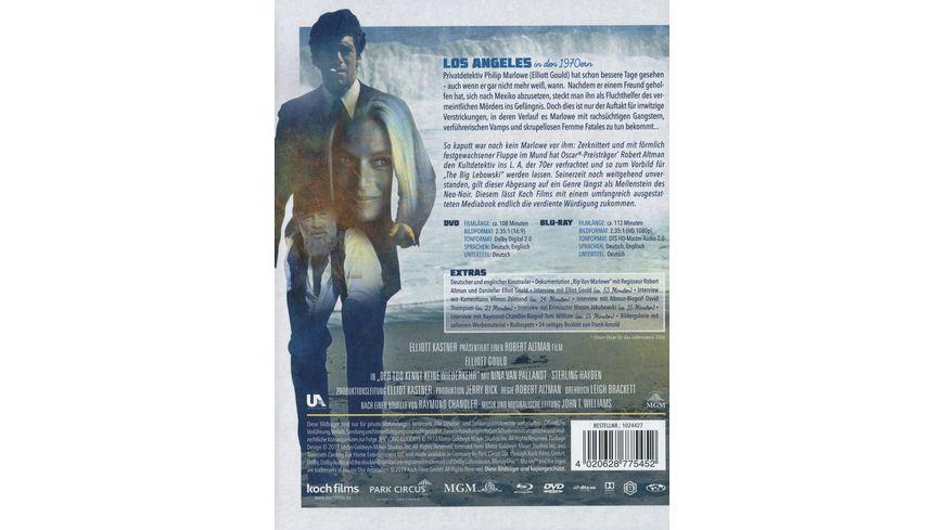 Der Tod kennt keine Wiederkehr Mediabook 1 Blu ray 2 DVDs