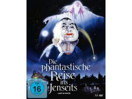 Die phantastische Reise ins Jenseits Mediabook Cover A DVD 2 BRs