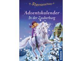 KOSMOS Sternenschweif Adventskalender 2019 In der Zauberburg