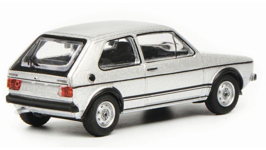 Schuco Edition 1 64 VW Golf I GTI silber