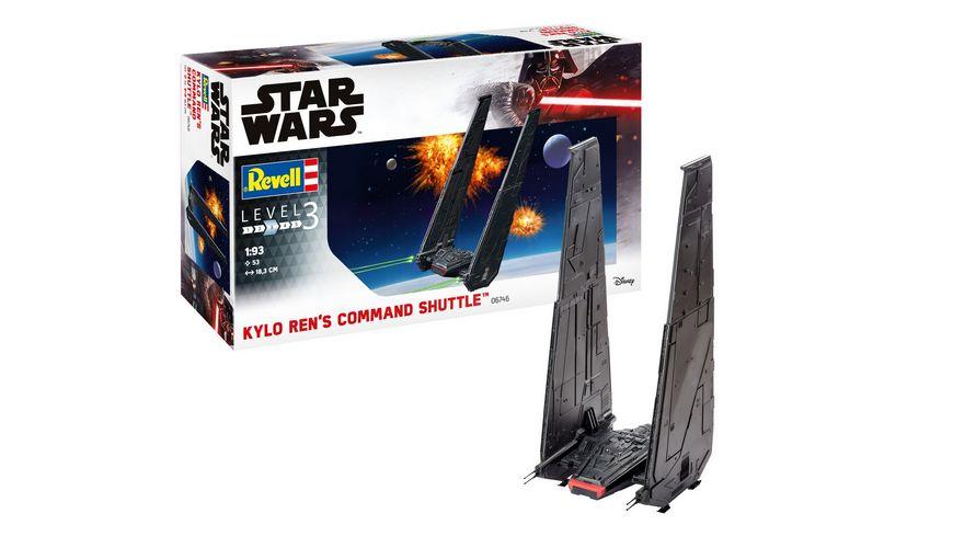 Revell 06746 Star Wars Kylo Ren s Command Shuttle