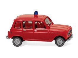 Wiking 0224 47 Feuerwehr Renault R4 1 87
