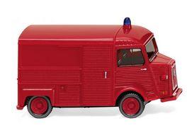 Wiking 0262 06 Feuerwehr Citroen HY Kastenwagen 1 87