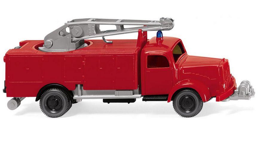 Wiking 0623 03 Feuerwehr Ruestwagen MB L 5000 1 87