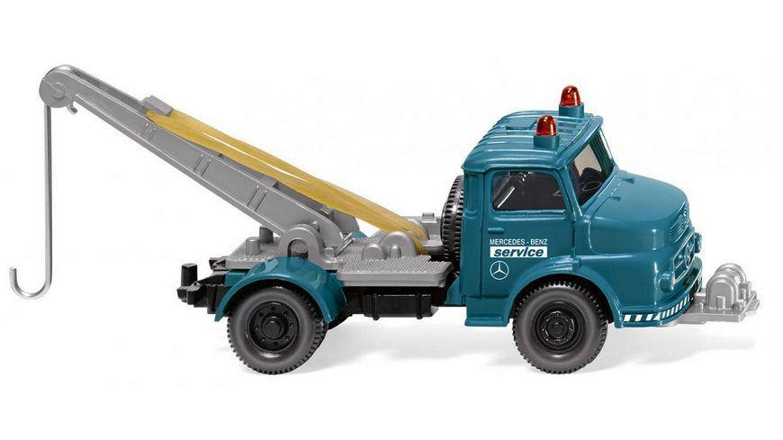 Wiking 0631 02 Abschleppwagen MB Kurzhauber MB Service 1 87