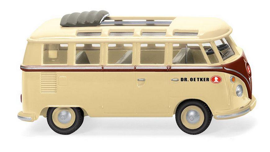 Wiking 0797 23 VW T1 Sambabus Dr Oetker 1 87