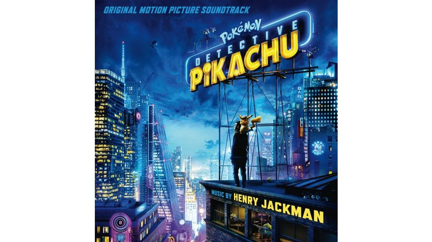 Pokemon Detective Pikachu OST