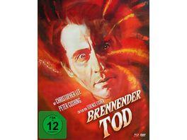 Brennender Tod Mediabook B Blu ray DVD