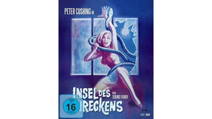 Insel des Schreckens Mediabook B Blu ray DVD