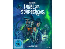 Insel des Schreckens Mediabook A Blu ray DVD
