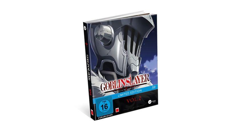 Goblin Slayer Vol 2 Limited Mediabook