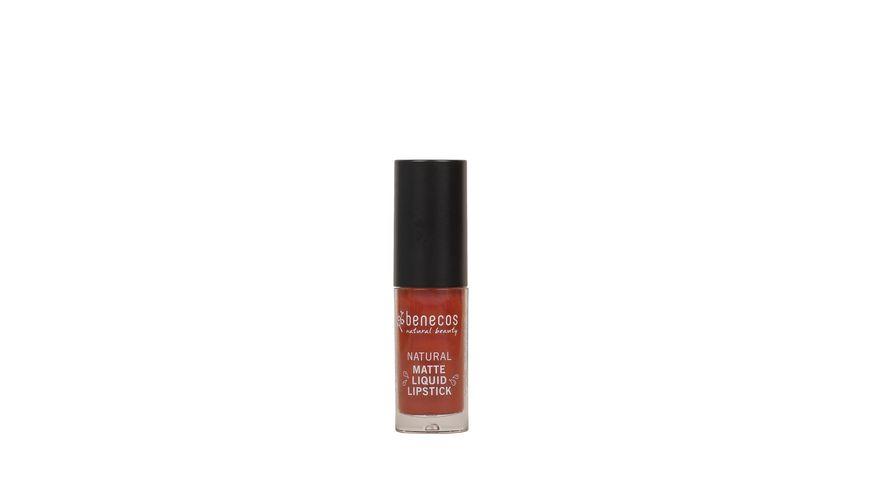 BENECOS Natural Matte Liquid Lipstick