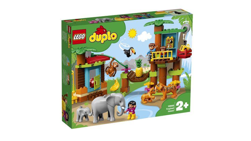 LEGO DUPLO 10906 Baumhaus im Dschungel