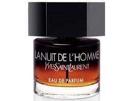 Yves Saint Laurent La Nuit de L Homme Eau de Parfum