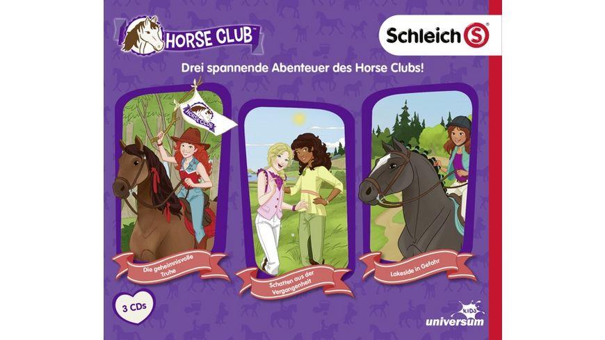 Schleich Horse Club Hoerspielbox 1
