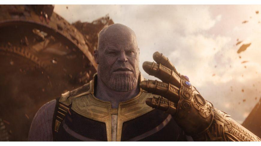 Marvel s The Avengers Infinity War Blu ray 2D
