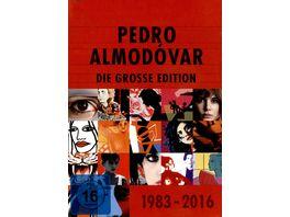 Pedro Almodovar Die grosse Edition 17 DVDs
