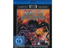 Angriff der Riesenspinne Classic Cult Collection Uncut HD Remastered