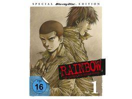Rainbow Die Sieben von Zelle sechs Vol 1 Special Edition