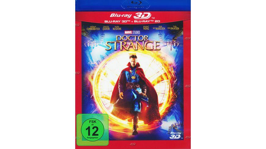 Doctor Strange Blu ray 2D