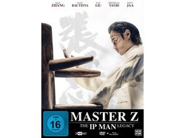 Mediabook Master Z The IP Man Legacy