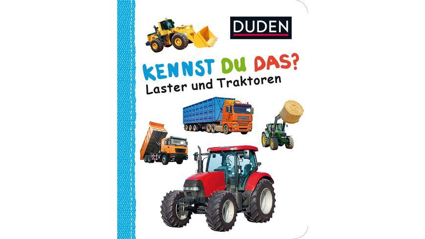Kennst du das Laster und Traktoren