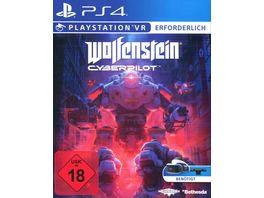 Wolfenstein Cyberpilot PlayStation VR