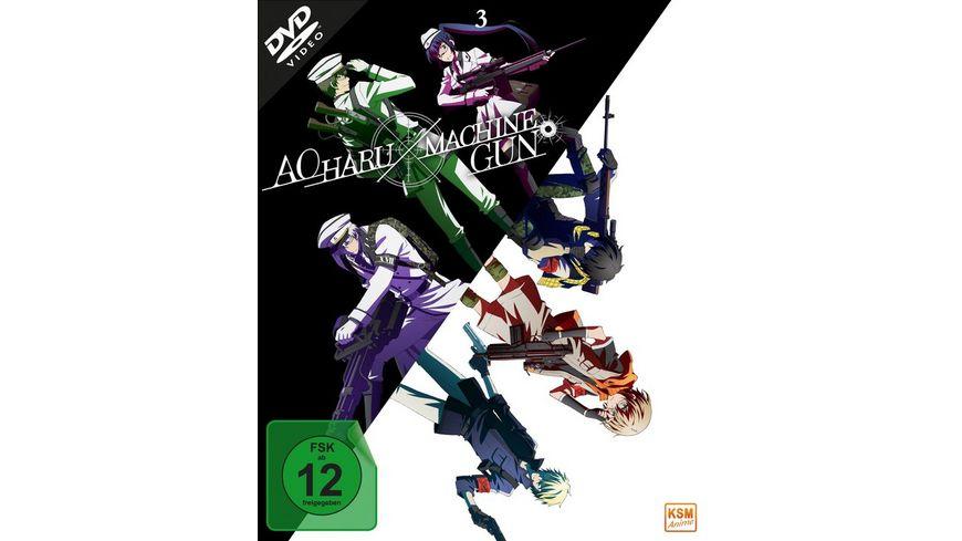 Aoharu X Machinegun Volume 3 Episode 09 13