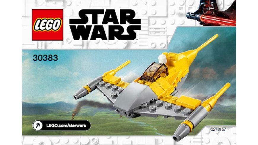 LEGO Star Wars 30383 Naboo Starfighter Polybag