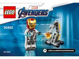 LEGO Marvel Super Heroes 30452 Iron Man und Dum E Polybag