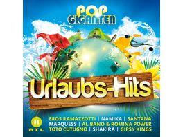 Pop Giganten Urlaubs Hits