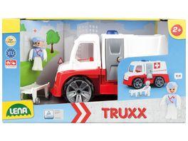 Lena Truxx Krankenwagen mit Zubehoer