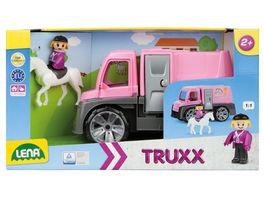 Lena Truxx Pferdetransporter mit Zubehoer