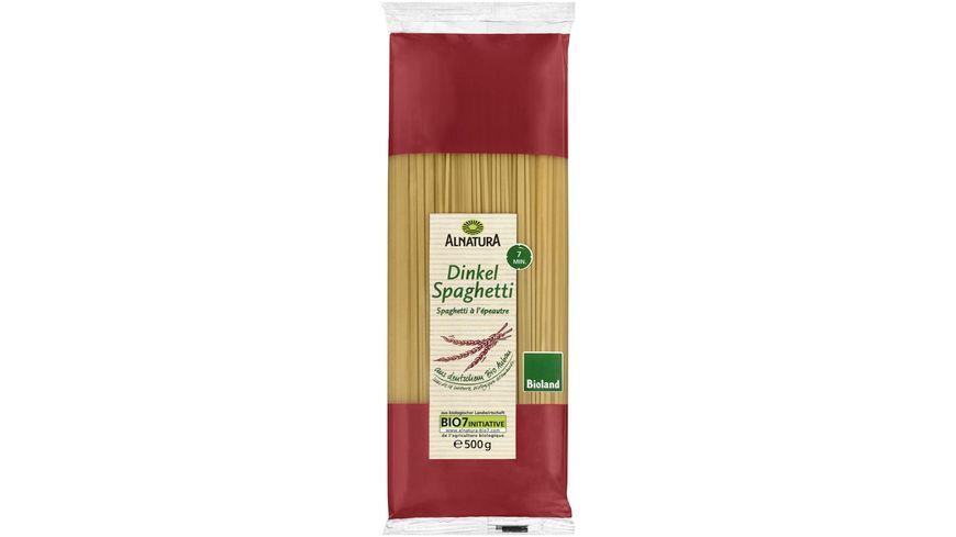Alnatura Dinkel Spaghetti