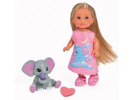 Simba Evi Love Goodnight Elefant Spielset