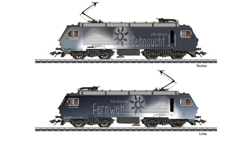 Maerklin 37301 Elektrolokomotive Serie Re 4 4 IV