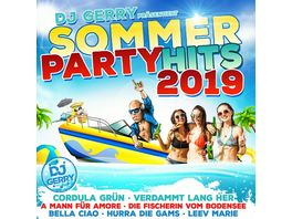 DJ Gerry praesentiert Sommer Party Hits 2019