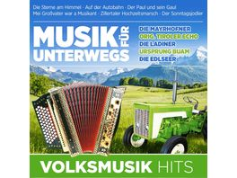 Musik fuer unterwegs Volksmusik Hits