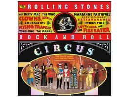 THE ROLLING STONES ROCK AND ROLL CIRCUS 2CD