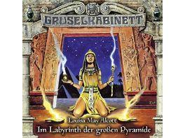 Im Labyrinth der grossen Pyramide