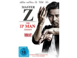 Master Z The Ip Man Legacy